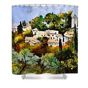 Eygalieres  Shower Curtain