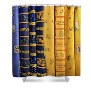 Fabrics From Provence Shower Curtain