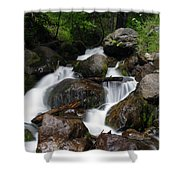 Facinating Falls Shower Curtain