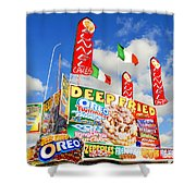 Fair Food Shower Curtain
