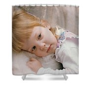 Fairy Child Shower Curtain