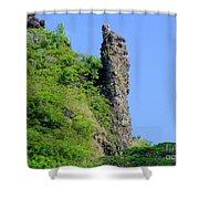 Fairy Chimney  No 2 Shower Curtain