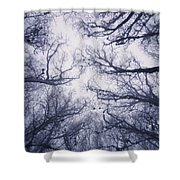 Secret Forest Shower Curtain