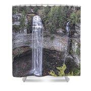 Fall Creek Falls Shower Curtain