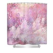 Fallen City Shower Curtain
