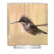 Falling On My Head Shower Curtain