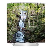 Falls Of No End Shower Curtain