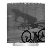 Family Business... Shower Curtain by Draia Coralia