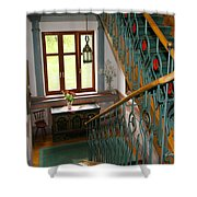 Fancy Stairs Shower Curtain