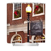 Faneuil Hall Shower Curtain