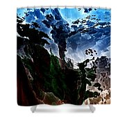 Fantasy 062112 Shower Curtain