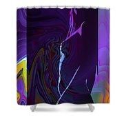 Fantasy Girl Shower Curtain