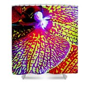 Fantasy Orchid 1 Shower Curtain