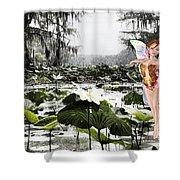Fantasy Woods Shower Curtain