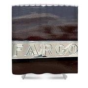 Fargo Shower Curtain