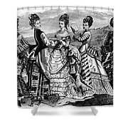 Fashion: Womens, 1874 Shower Curtain