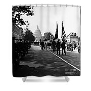 Fdr: Funeral, 1945 Shower Curtain