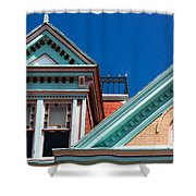 Features Of Casa Cayo Hueso Shower Curtain
