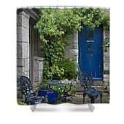 Feel A Homey Ambience Shower Curtain
