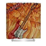 Fender Shower Curtain