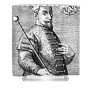 Feodor I Ivanovich Shower Curtain