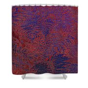 Fern Grove Shower Curtain