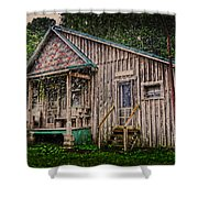 Ferndale Country Store Shower Curtain
