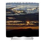 Fernley Sunrise 1 Shower Curtain