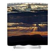 Fernley Sunrise 2 Shower Curtain