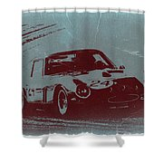 Ferrari Gto Shower Curtain
