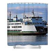 Ferry Shower Curtain