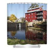 Fertile Mill Shower Curtain