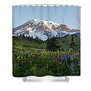 Fields Of Beauty Shower Curtain