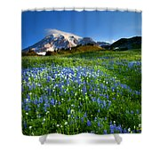 Fields Of Paradise Shower Curtain