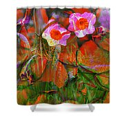 Fields Of Seeds Shower Curtain