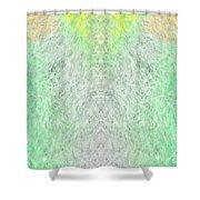 Fierfly Macro1 Shower Curtain