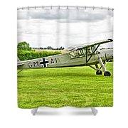 Fieseler Fi 156 Storch Shower Curtain