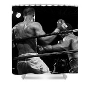 Fight Game Shower Curtain