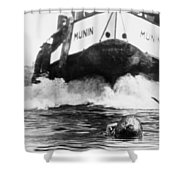 Film: The Prize, 1963 Shower Curtain
