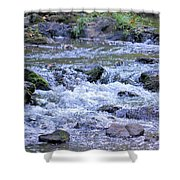 Final Voyage Shower Curtain