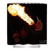 Fire Axe 2 Shower Curtain