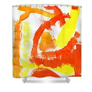 Fire Protector Shower Curtain