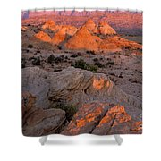 First Light On Little Cut Shower Curtain