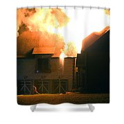 First Responders Shower Curtain
