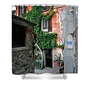 Fisherman's Isle Italy Shower Curtain