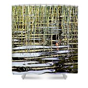 Fishy Fishy In The Lake ... Shower Curtain