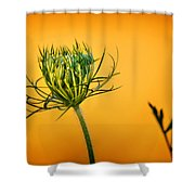 Fixn' To Bloom Shower Curtain