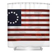 Flag - Constitution Shower Curtain