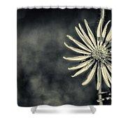 Fleur Jaune Shower Curtain