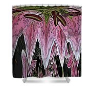 Floral Wonderful Shower Curtain